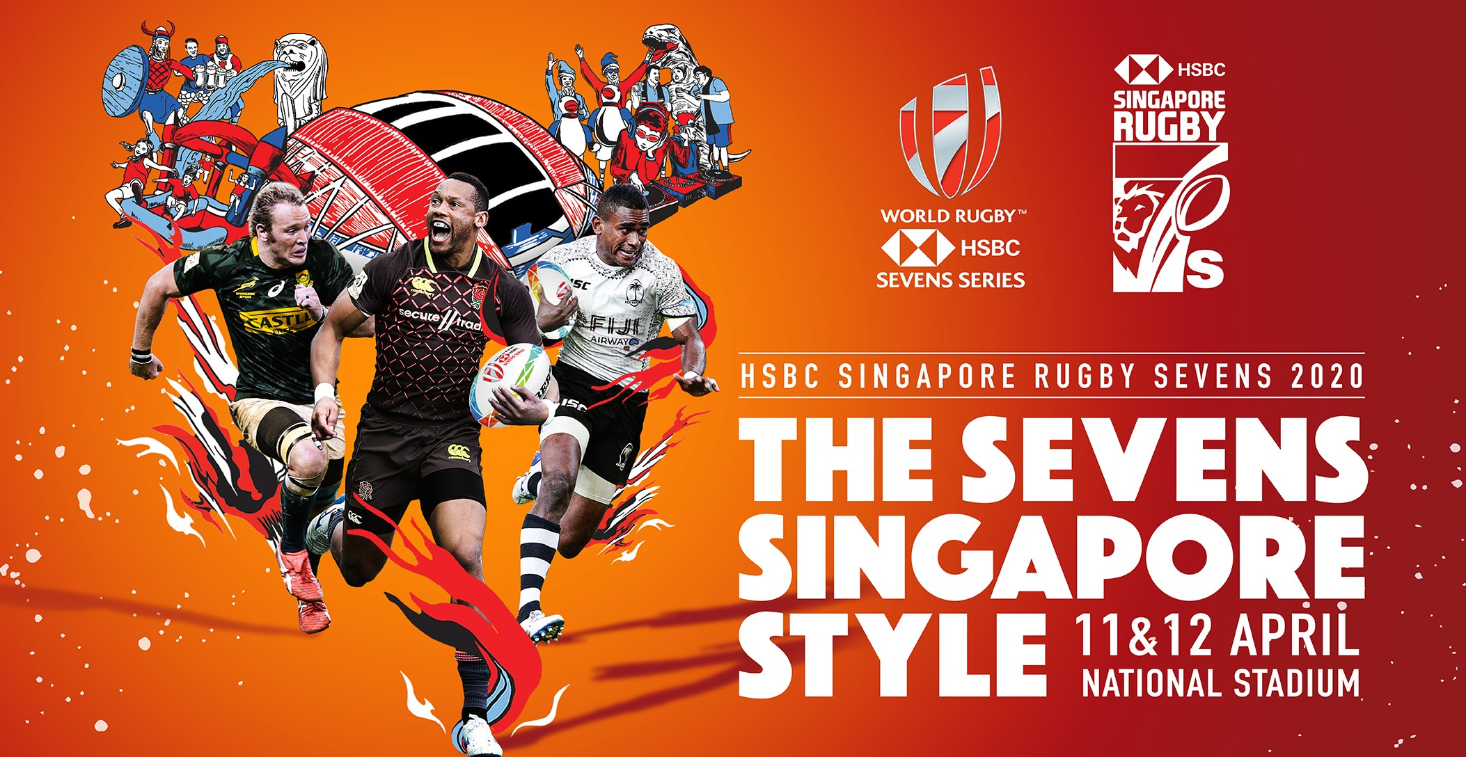 HSBC Singapore Rugby Sevens 2020