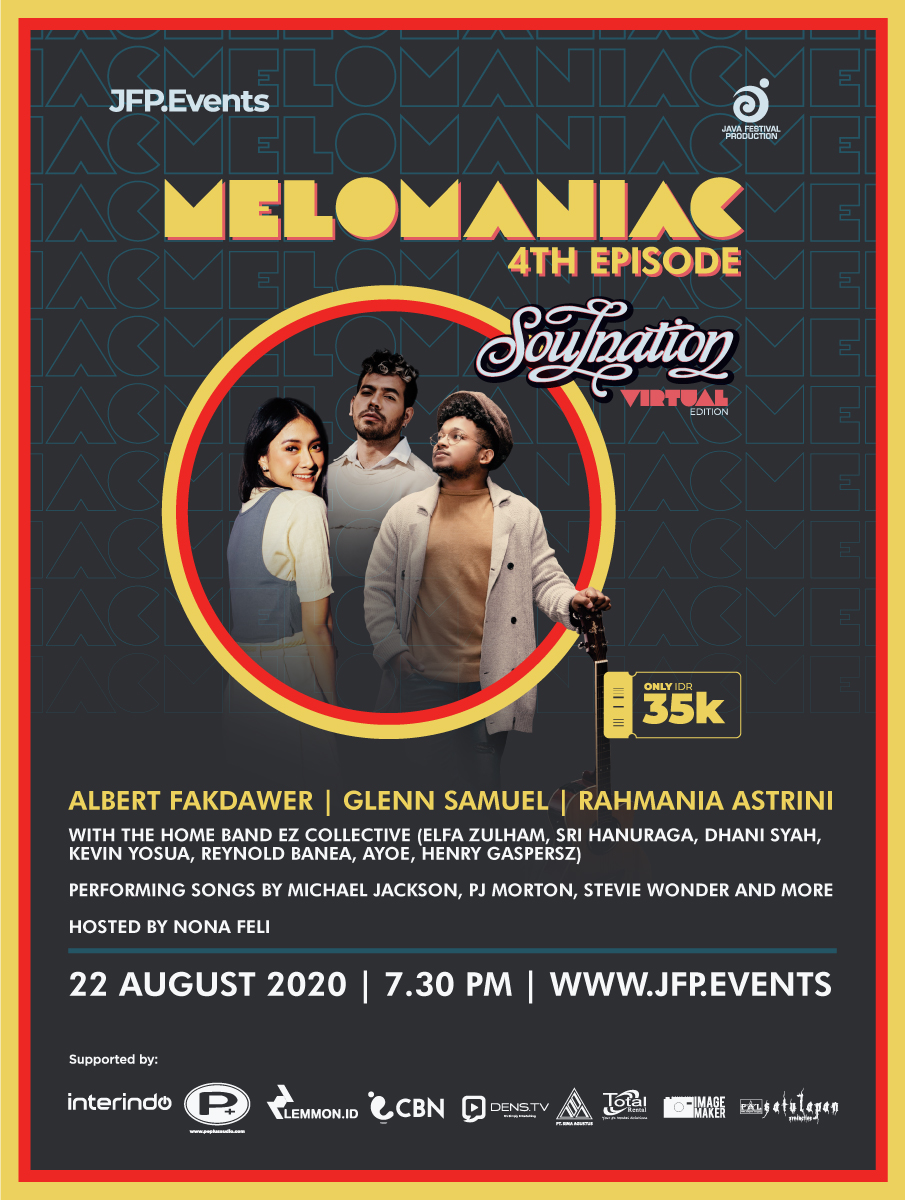 MELOMANIAC - SOULNATION VIRTUAL EDITION