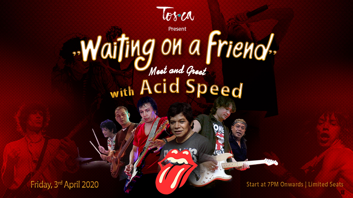 Tribute to Rolling Stone by ACID SPEED