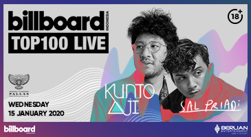 BILLBOARD INDONESIA TOP100 LIVE