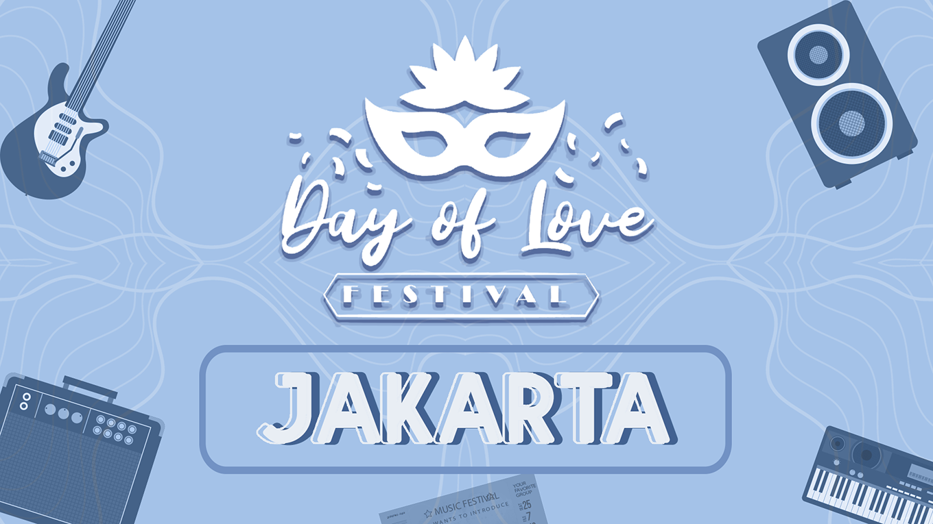Day Of Love 2020 - Jakarta