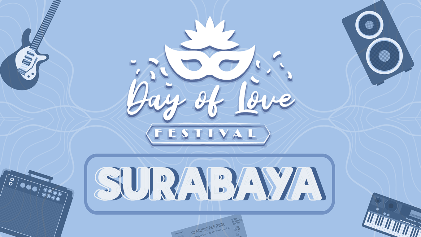 Day Of Love 2020 - Surabay