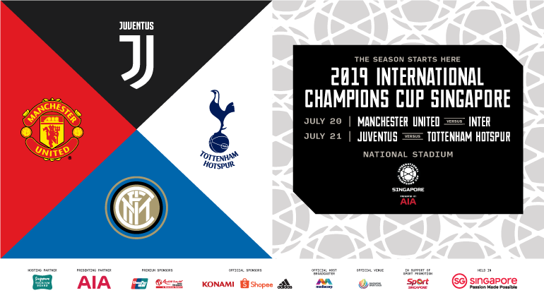 2019 International Champions Cup Singapore