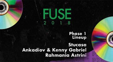 BINUS International University Presents FUSE 2018