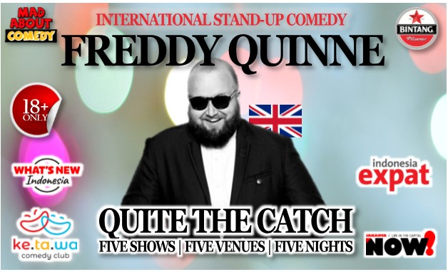 Freddy Quinne  - Quite The Catch (KEMANG)