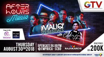 After Hour Music - Maliq & D'Essentials with Cakra Khan