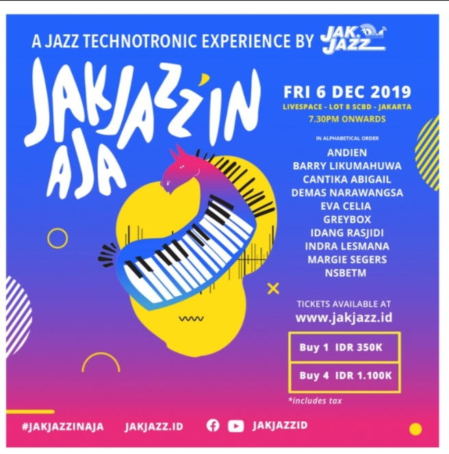 JakJazz Kick Off Concert 2019