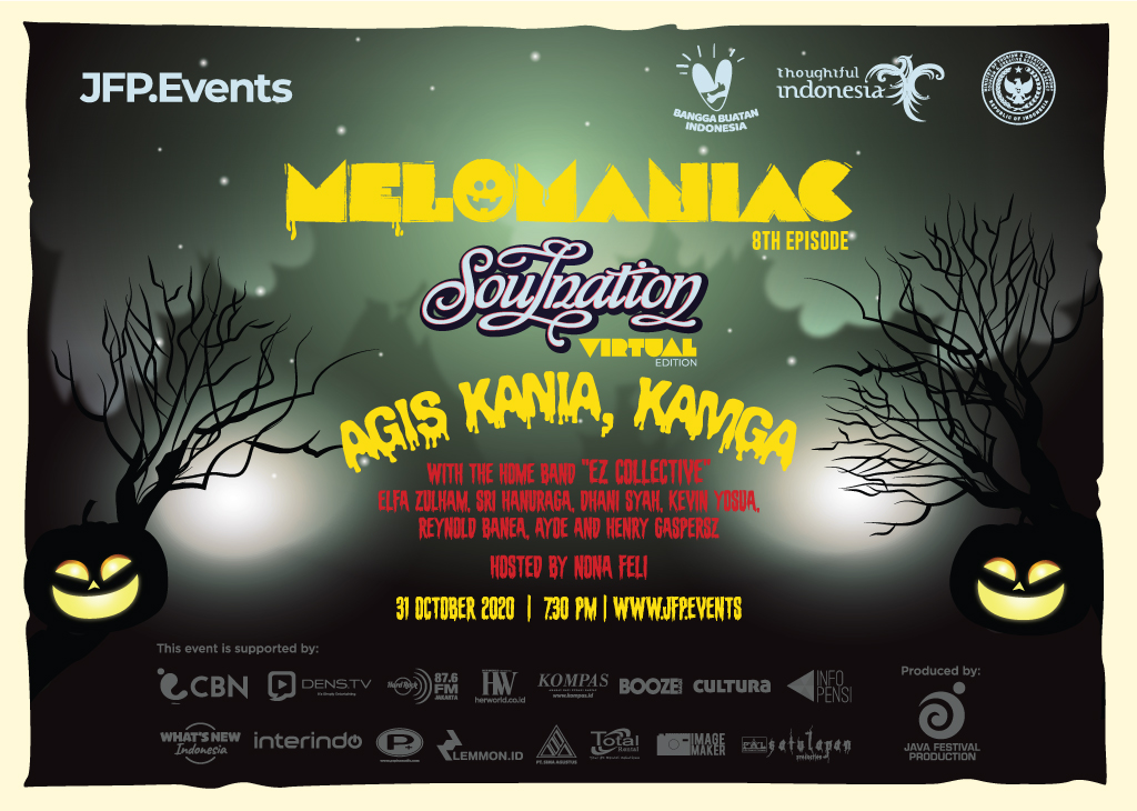 Melomaniac Soulnation Virtual Edition