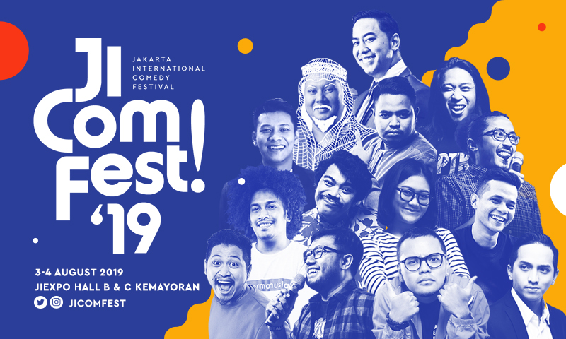 JICOMFEST (Jakarta International Comedy Festival )