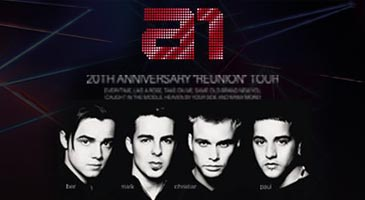 "A1 20th Anniversary ""Reunion"" Tour"