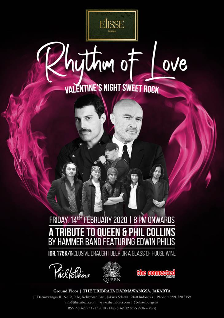 Rhythm Of Love  ( Valentine's Night Sweet Rock )